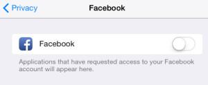 Facebook Login Issues