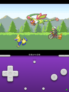 GBA Emulator for iPhone and iPad